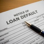 Notice of Loan Default